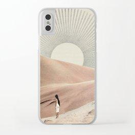 Akaitikka Clear iPhone Case