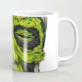 Mummy Head Coffee Mug