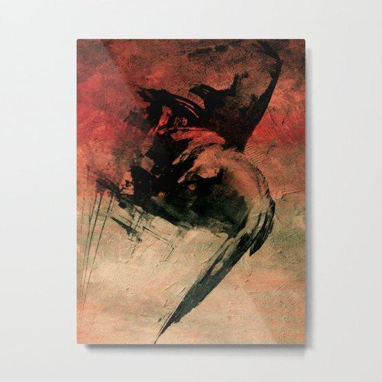Saci Pererê Metal Print