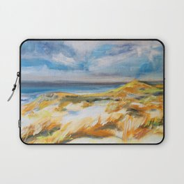 The Dunes in Ostend Laptop Sleeve
