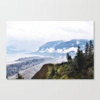 giants Canvas Prints featuring Giants.  by jtrend_