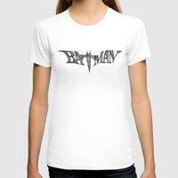 bat T-shirts featuring Bat by Vickn