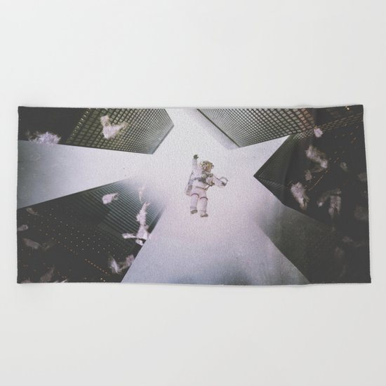 Gravitate Beach Towel