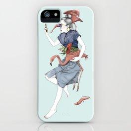 Pau iPhone Case