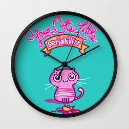 Your Cute Little Cat Wall Clock