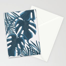 Moderna Monstera V.2 Stationery Cards