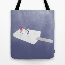 icehockey Tote Bag