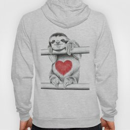 If Care Bears were sloths... Hoody