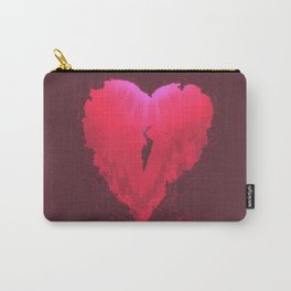 dive into your heart Carry-All Pouch