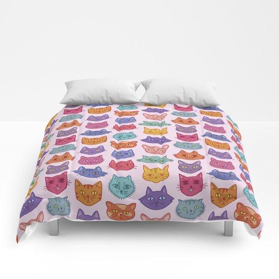 Caaaats cats catssss Comforters