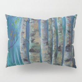 Birch Forest Pillow Sham