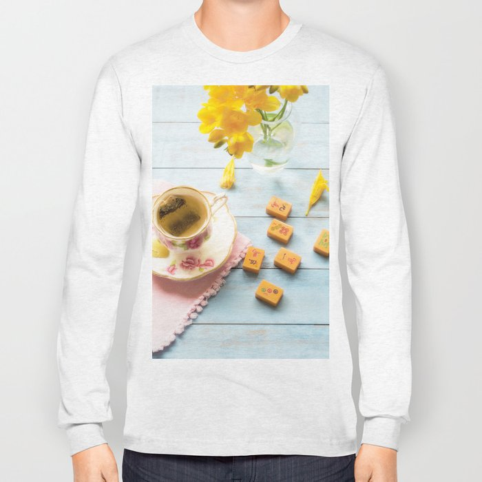 Afternoon Game Long Sleeve T-shirt