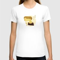 shameless T-shirts featuring Shameless by Julia Yellow