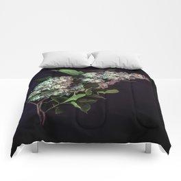 White Lilacs Comforters