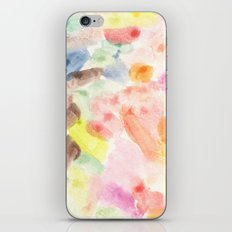 Color Fields iPhone & iPod Skin
