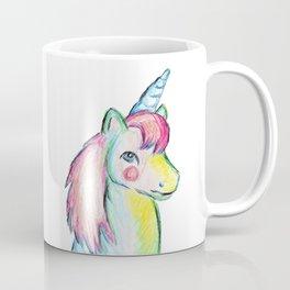 Unicorn Pony Coffee Mug