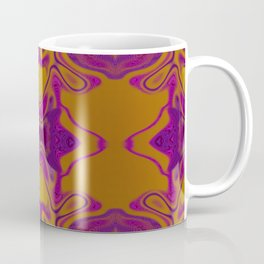 Purple lace Coffee Mug