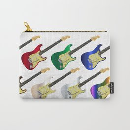 Electric Guitar Collection Carry-All Pouch
