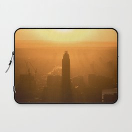 City Sunset Laptop Sleeve
