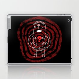 The Lonely Cyclops of Skull Isle Laptop & iPad Skin