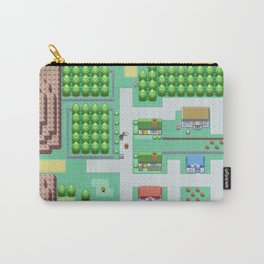 Dreams of Viridian City - Kanto Carry-All Pouch