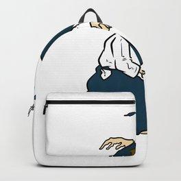 Aikido Throw Backpack
