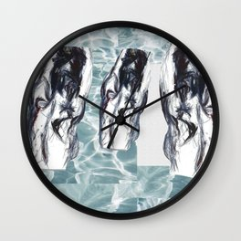 ~those three ~ Wall Clock
