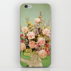 Floral Fashions II iPhone & iPod Skin