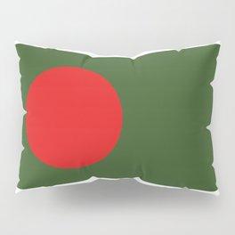 bangladesh flag Pillow Sham