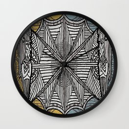 Elders. Wall Clock