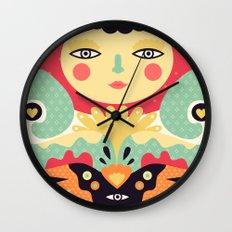 Keiko Wall Clock