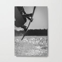 Highwire Metal Print