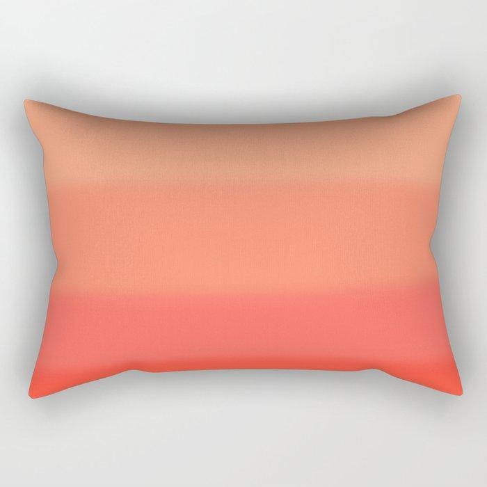 Early Autumn Splash Rectangular Pillow