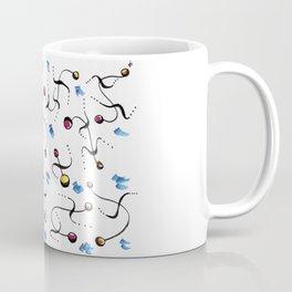 Dancing Points Coffee Mug