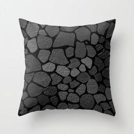 Stone wall 1 Throw Pillow