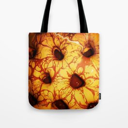Infected Honeybees Tote Bag