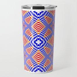 """""""Circled Star"""" Travel Mug"""