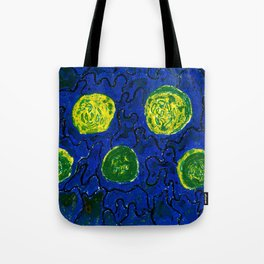The Cucumbers Tote Bag
