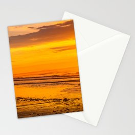50 shades of gold Stationery Cards