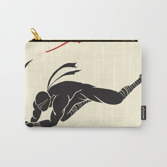 Ninja! Heads will roll! Carry-All Pouch