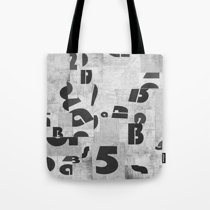 Abstract pattern 51 Tote Bag
