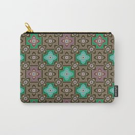 4 Oriental patterns Carry-All Pouch