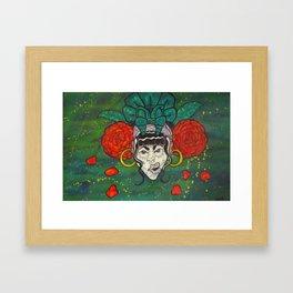 DiaDeLosRosas Framed Art Print