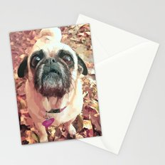 Pug Love ~ In Delilah's Eyes Stationery Cards