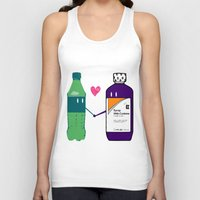 gucci Tank Tops featuring Lean in Love by Grime Lab