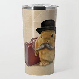 Commuter Bunny Travel Mug
