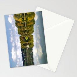 Fall Lake Landscape Stationery Cards