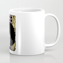 Black Queen Educated Strong Beautiful Afro Coffee Mug
