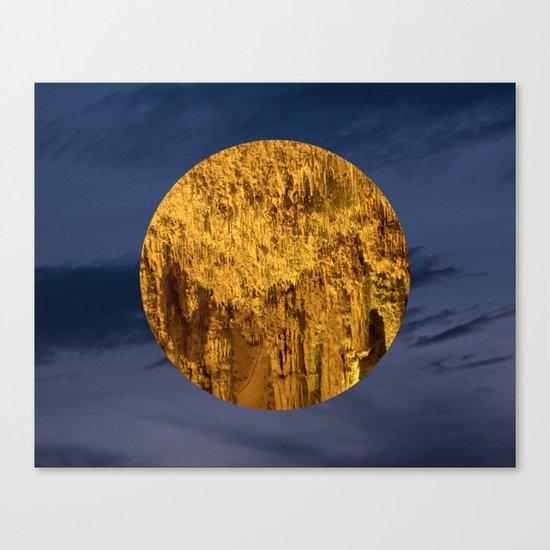 Little Planet #04 Canvas Print