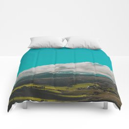 Magic Landscape Comforters